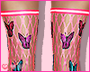 Butterfly Fishnets RL