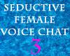 Seductive female chat #3