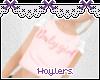 H! Babygirl Shirt