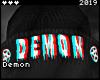 ◇Demon Beanie V.2