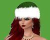 (DR) Green Santa Hat