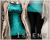 [Is] Shahirah Suit Teal