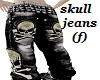 skull jeans (f)