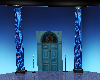 BLUE DOOR