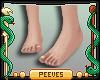 P; Flat Feet