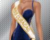 Miss Curaçao sash