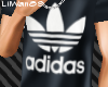 Adidas BLUE WHT