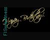 FLS 3D Happy Birthday