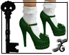 *XS* St. Paddys Shoes