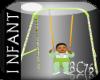 Kirk Hzl Baby Swing