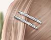 Mila hair clips