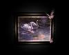 Swan w/Anim Butterfies