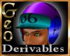 Geo VP Cop helmet m
