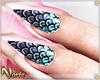No. Mermaid .Nails