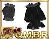 QMBR Ruffle Puff Slvs B