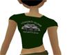 LG Ladies T Green