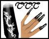 TTT Long Dragon Nails ~B
