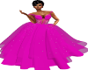 Dazzling Hot Pink Gown