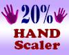 Resizer 20% Hand