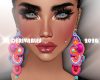 ♡ Cocktail Earring