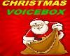 CHRISTMAS VOICEBOX XMAS