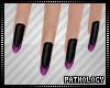 ♏ Black Nails V5