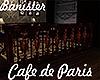 [M] Cafe Paris Banister