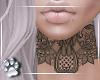 Lace Tattoo V2 -Neck