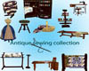 Antique Sewing Collectio