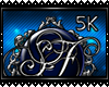 5k Support Sticker
