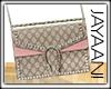 GG Crystal Bag Pink