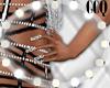 [CCQ]Dj Glitter Nails