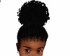 Kids Braided afro puffs