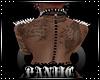 ♛ Unholy Back Piercing