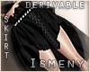 [Is] Domino Skirt Drv