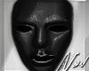 (FG) Mime Mask Blk