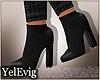 [Y] Mariana black boots