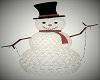 snowman w light