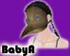 ! BA Plague Mask Fem