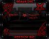  R  Satan's Kitten Couch