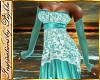 I~Teal Breeze Dress