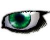 Green Glass Eyes