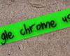 google chrome user