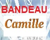 Bandeau Camille Or