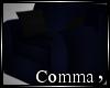 [C] Dark Blue Chair