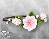 Y' Pink Blossom Choker