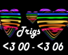 Big Rainbow Hearts