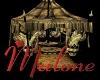 (1M) Elegent exotic tent