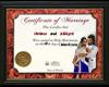 weddingcertificaat