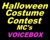HALLOWEEN CONTEST vb